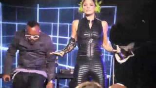 Black Eyed Peas Let 39 s Get Re-Started Live Walmart Soundcheck.mp3
