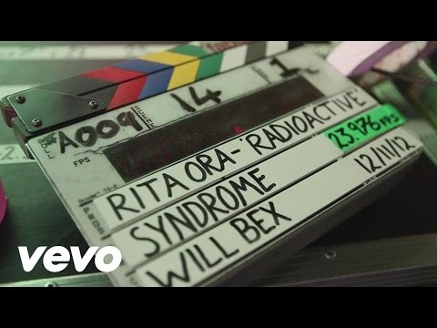 RITA ORA - Radioactive - Behind The Scenes