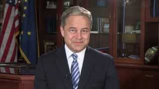6/1/13 - Gov. Sean Parnell (R-AK) Delivers GOP Weekly Address On Energy Independence
