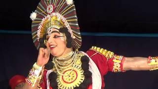 Yakshagana -- Yaare neenu sarasakshi..... Dhareshwar - Prasanna shettigar