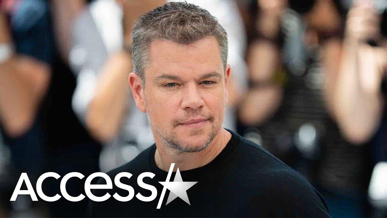 Matt Damon Says He Never Used Homophobic Slur Personally