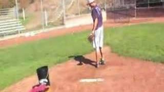 Brandon Training With Stan Switala