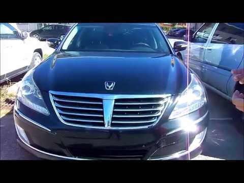 2011 HYUNDAY EQUUS SIGNATURE REVIEW