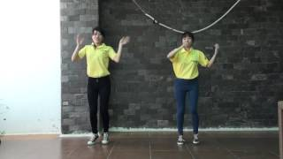 Hướng dẫn nhảy flashmob Việt Nam ơi - Nối vòng tay lớn [Hè năm 2014]