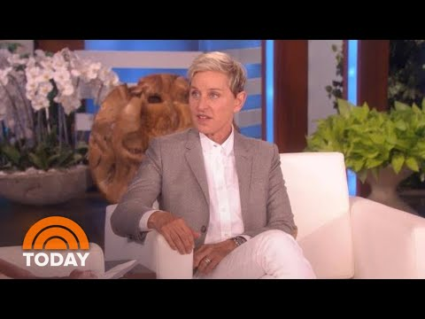 Ellen DeGeneres Talks To Savannah Guthrie About Return To Stand-Up Comedy | TODAY