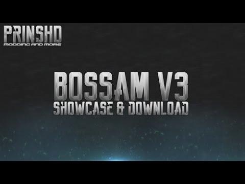BO2 [PS3/XBOX360/PC] Bossam V3 GSC Mod Menu 1.19 DEX/CEX Showcase + FREE Download