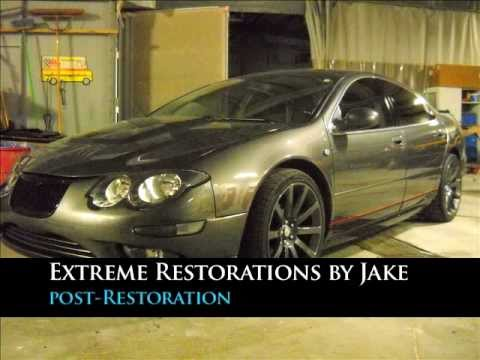 chrysler 300m restored extreme restorations by jake youtube. Black Bedroom Furniture Sets. Home Design Ideas
