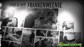 Tim Burton's 'frankenweenie' Exhibition In Madrid (portfolio)