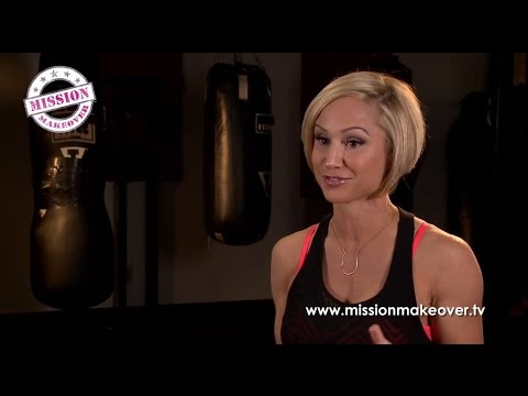 Jamie Eason Workout Advice – Mission Makeover