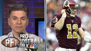 Chris Simms' QB Rankings - No. 39: Colt McCoy | Pro Football Talk | NBC Sports