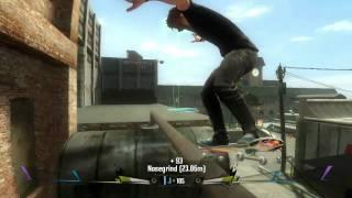 Shaun White Skateboarding - Gameplay Montage HD