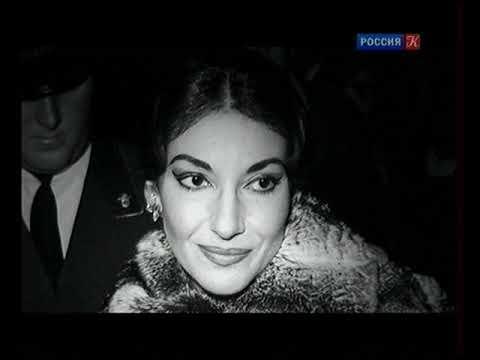 Абсолютная Мария Каллас  Док  фильм от 06 12 2015