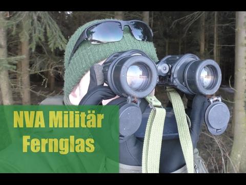 Zeiss Fernglas Mit Entfernungsmesser Test : Nva militär fernglas 7x40 youtube