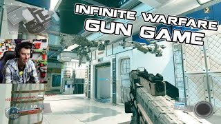 INFINITE WARFARE GUN GAME! (COD IW Beta)