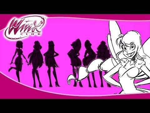 Winx Club 7 - Beta Trailer [Storyboard]