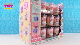 Num Noms Sparkle Smoothies Full Set Hunt Toy Review | PSToyReviews