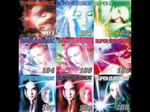 SUPER EUROBEAT Vol.101-109 Non-Stop Mix