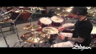 Chad Szeliga - Industrial Sounds with Zildjian Cymbals