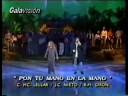 David A Saylor & Miryam / Pon tu mano en la mano