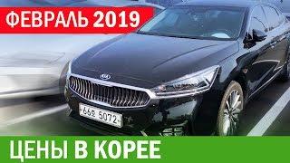 Цены В Корее. Февраль 2019. Отзыв Advisor-Auto