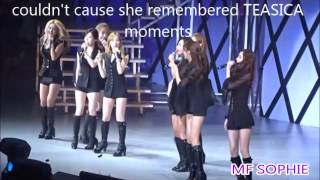 Snsd 1st Live As 8 Members Without Jessica