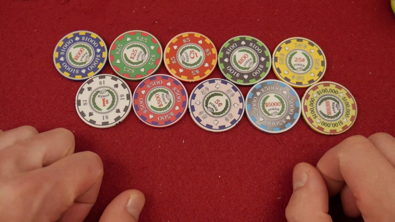 Archetype casino chips mystec lake casino