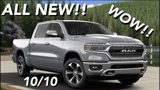 ALL NEW 2019 RAM 1500 LIMITED REVIEW! BEST TRUCK YET!?