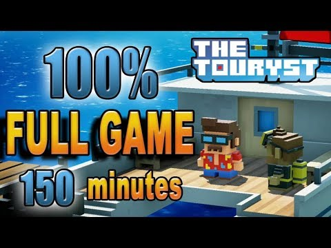 The Touryst 100 Full Game Gameplay Walkthrough Nintendo Switch Youtube
