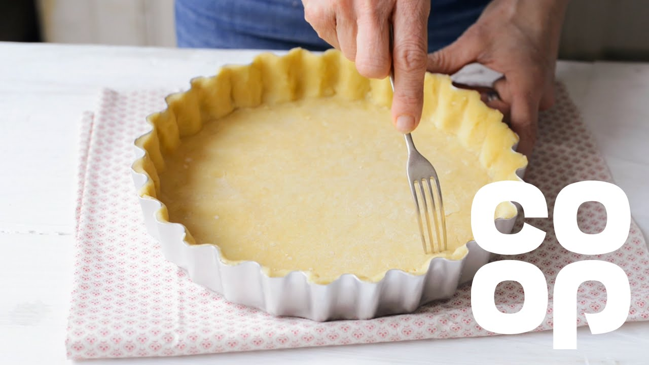 Co Op Food How To Bake Blind Youtube