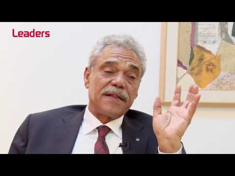 Salem Hamdi : General Director elect of the Arab Atomic Energy Agency.