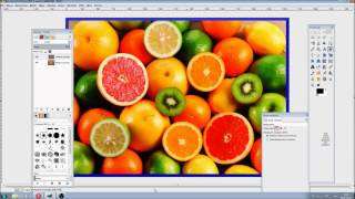 Poradnik GIMPa Jak Dodać Ramkę Do Zdjęcia