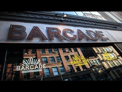 Barcade in Manhattan