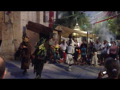 Música de Joc de Trons a les XXI Festes del Renaixement de Tortosa