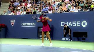 The 2012 US Open: It Must Be Love