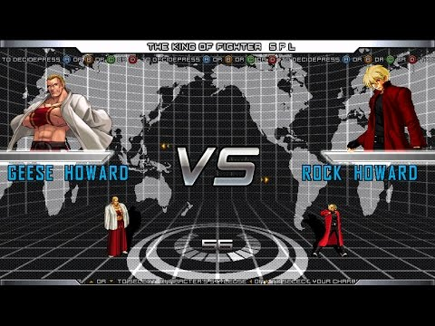 Kof Xiv Geese Howard Vs Rock Howard Youtube Honestly, his scream makes me remind of the time i got stabbed by a pencil. kof xiv geese howard vs rock howard
