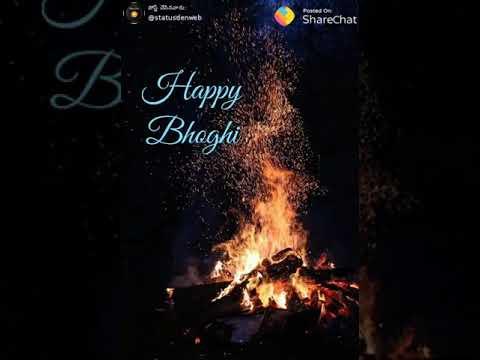 Happy Bhogi Youtube