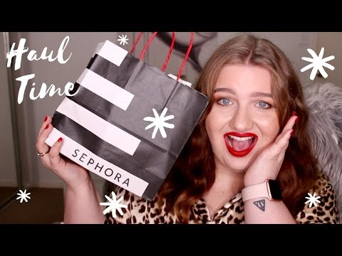 Australian Haul | Sephora And More! + Discount Code For BH Cosmetics