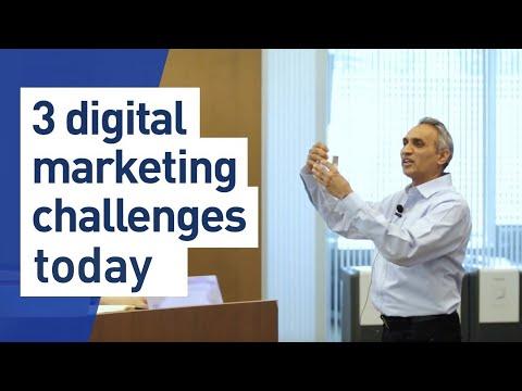 3 Digital Marketing Challenges in 2019