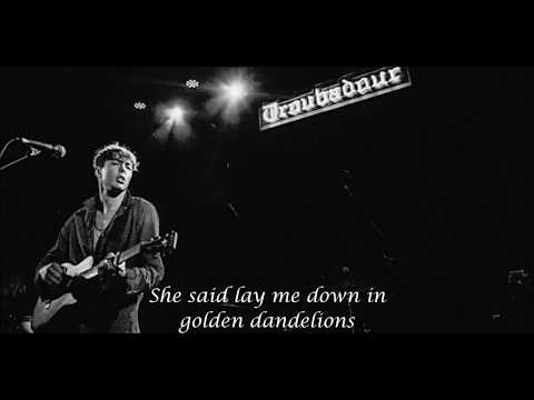 Barns Courtney - Golden Dandelions Lyrics
