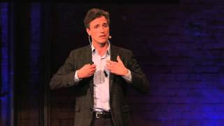 Man has baby (almost) | Tom Mitchelson | TEDxHHL