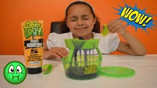 SUPER SUPER GROSS Instant Mutant Monsters | Kids Toy Review | Toys AndMe