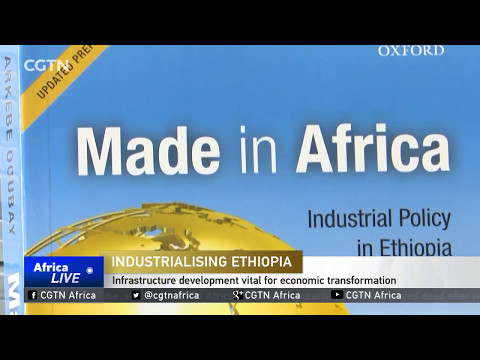 Ethiopia aims to become Africa's biggest manufacturing hub