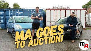 MA Goes to Auction!