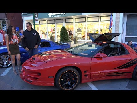 1999 Pontiac Trans AM - Motion Detect Lighted Door Panels and Other Electronics