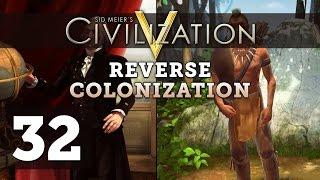 Civilization 5: Deity Twins - Reverse Colonization - Part 32