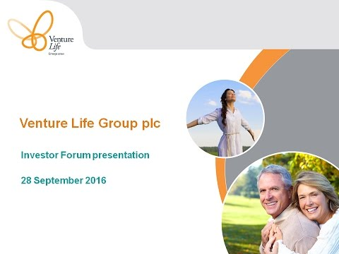 Venture Life - Equity Development Investor Forum, September 2016