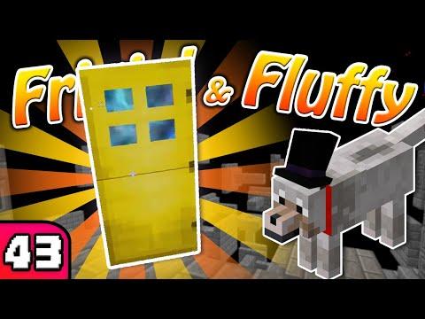 FRIGIEL & FLUFFY : La porte dimensionnelle | Minecraft - S7 Ep.43