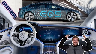 Everything To Know About The New Mercedes-Benz EQS