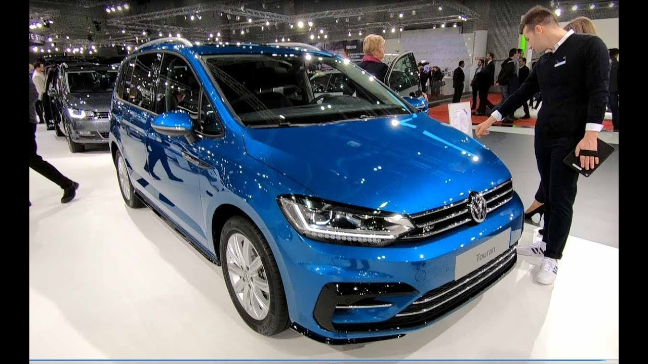 volkswagen vw touran sky r line new model walkaround interior youtube. Black Bedroom Furniture Sets. Home Design Ideas