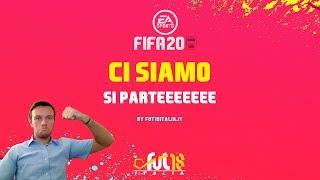 FIFA 20 - RIEPILOGO DEL PRIMO ACCESSO A FUT su Web App e console